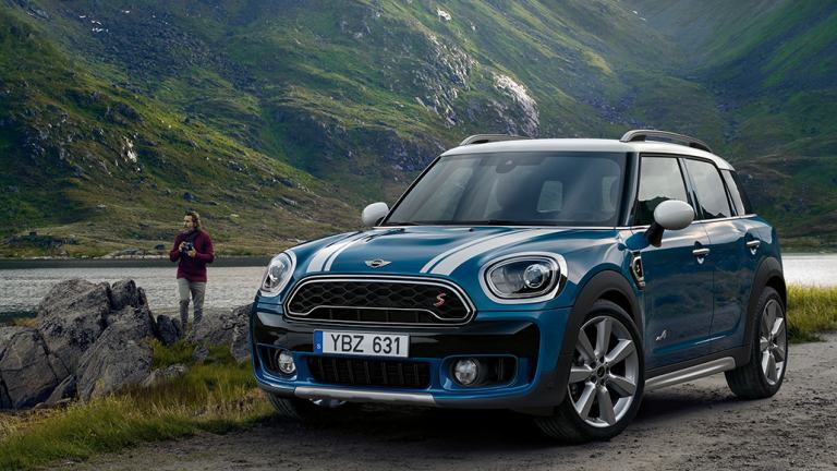 MINI Countryman Cooper D Race Edition